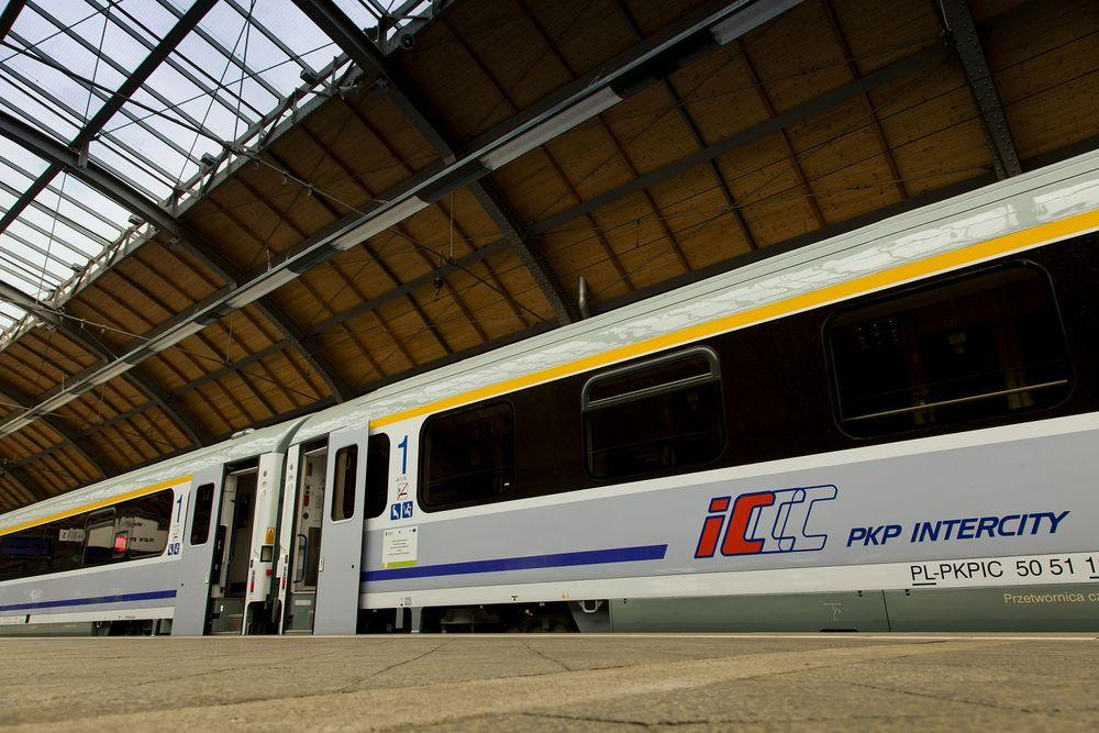 Vlak PKP Intercity, ilustrační foto. Autor: PKP Intercity