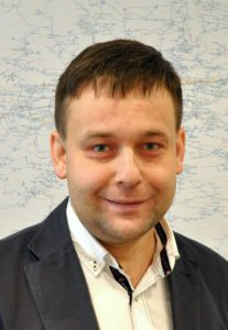 Ředitel IDSK Pavel Procházka. Autor: ROPID