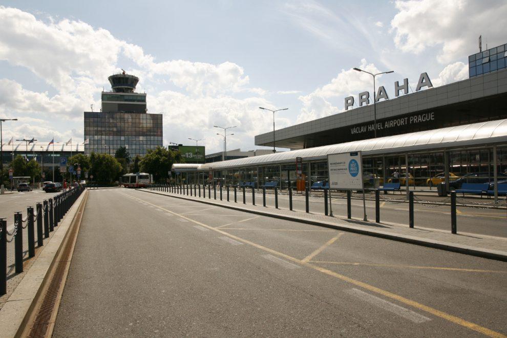 Řídící věž, Letiště Praha. Autor: Řízení letového provozu