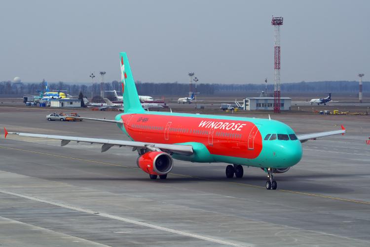 Airbus A321 společnosti Windrose Aviation. Foto: Windrose