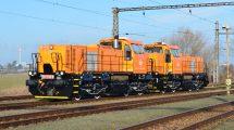 Lokomotivy 741.7 pro italského dopravce Dinazzano Po. Foto: CZ LOKO