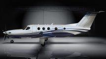 Nový motor od GE Aviation se objeví nejprve na letadle Cessna Denali. Foto: Cessna