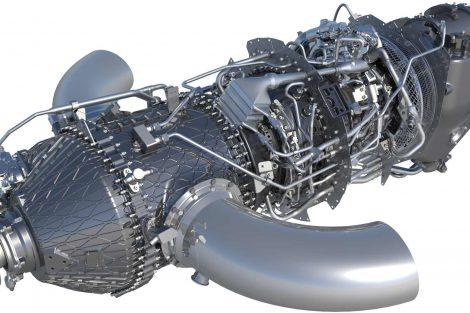 Nový motor Advanced Turboprop o výkonu 1240 koní. Foto: GE Aviation