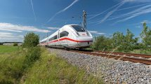 ICE 4 při testovací jízdě. Foto: Siemens