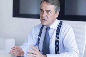Alexandre de Juniac, šéf IATA. Autor: IATA