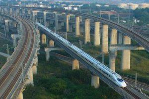 Čínské VRT, ilustrační foto. Autor: China Railway Corporation.