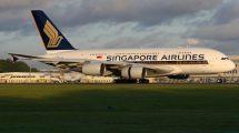 Letadlo A380 v barvách Singapore Airlines. Foto: Singapore Airlines