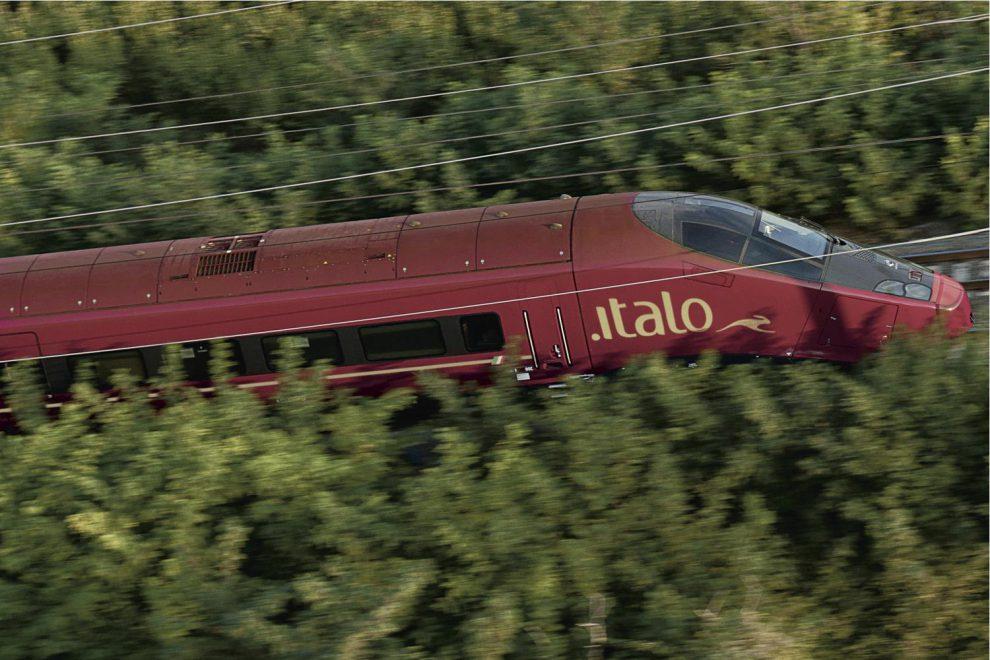 Rychlovlak Italo společnosti NTV. Foto: NTV
