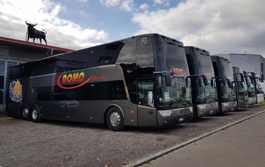 Autobusy Domo, ilustrační foro. Autor: Domo Reisen