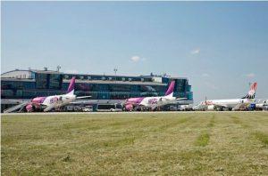 Letiště Katovice. Autor: Letiště Katovice