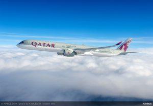 A350-1000 pro Qatar Airways. Foto: Airbus