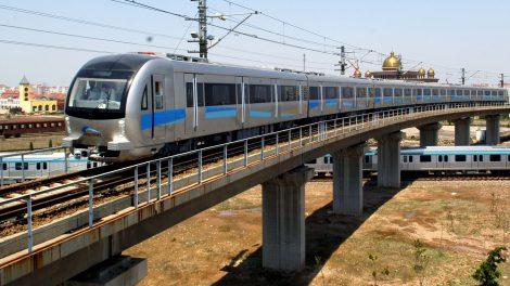 Prototyp metra pro čínské město Tchang-Šan. Foto: CRRC