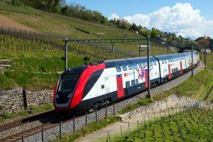Nové jednotky FV-Dosto od společnosti Bombardier. Foto: SBB