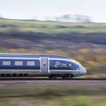 Jednotka e320 společnosti Eurostar. Foto: Eurostar