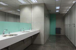 Modernizované toalety na Můstku. Foto: IM-Stav