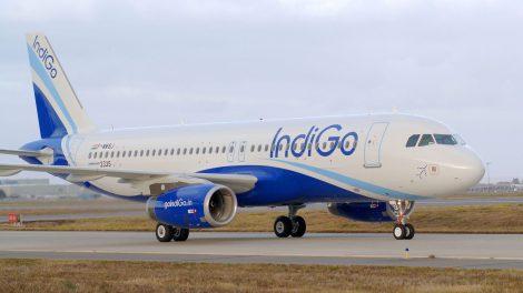 Airbus A320 společnosti IndiGo. Foto: Airbus