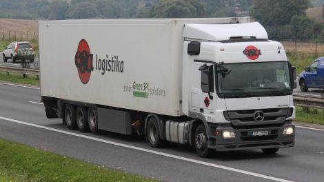Kamion. Ilustrační foto. Autor: Esa logistika