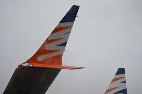 Nový koncept wingletů snižuje spotřebu. Foto: Jan Sůra