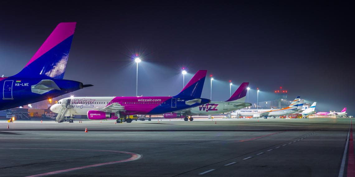 Letiště Katovice. Foto: www.katowice-airport.com