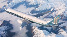 Boeing MAX 10. Foto: Boeing.