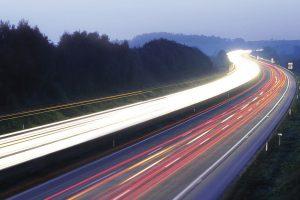 Rakouská dálnice A1. Foto: Asfinag