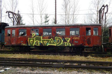 Torza vlaků, Domašín. Autor: Zdopravy.cz