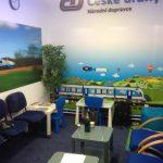 Čekárna ČD Lounge Ostrava Svinov. Autor: České dráhy