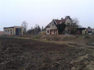 Železniční stanice Mochov. Autor: Bohumil Augusta, KŽC Doprava