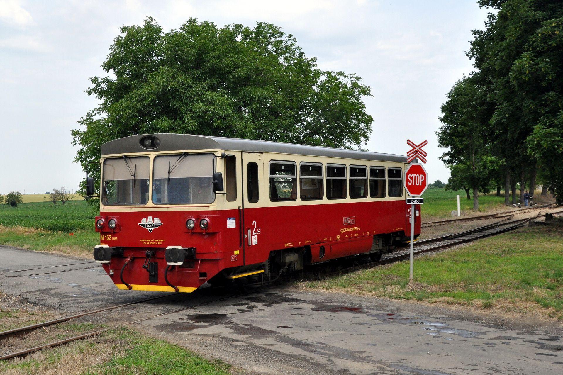 Motorák řady 810 KŽC Doprava. Autor: KŽC Doprava