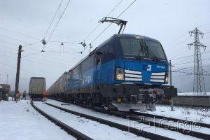 Vlak ČD Cargo v Rakousku. Autor: ČD Cargo