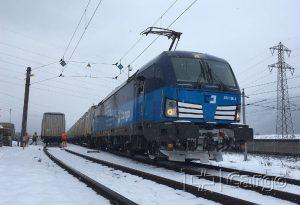 Vlak ČD Cargo. Autor: ČD Cargo