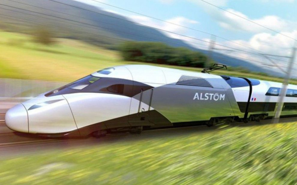 Jedna z možných podob nových rychlovlaků TGV. Foto: Alstom