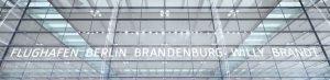 Letiště Berlin Brandenburg International. Foto: www.airport-berlin.de