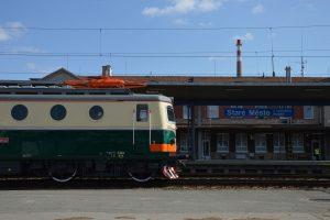 Lokomotiva jezdila desítky let na Slovensku, poslední roky v Polsku. Foto: IDS Cargo