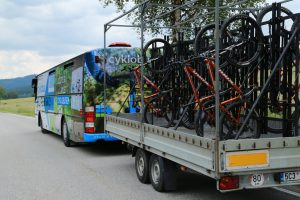 Cyklobus Bus4U. Autor: Bus4U