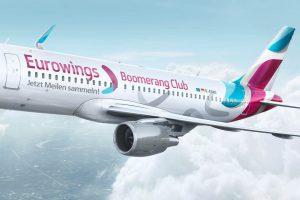 A320neo společnosti Eurowings. Foto: Eurowings