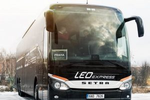 Autobus Leo Expressu. Autor: Leo Express