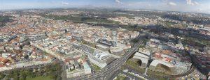 Vizualizace budoucí podoby Masarykova nádraží a okolí. Foto: Penta