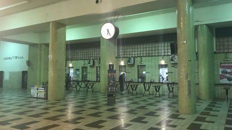 Masarykovo nádraží - současný stav. Foto: Josef Petrák