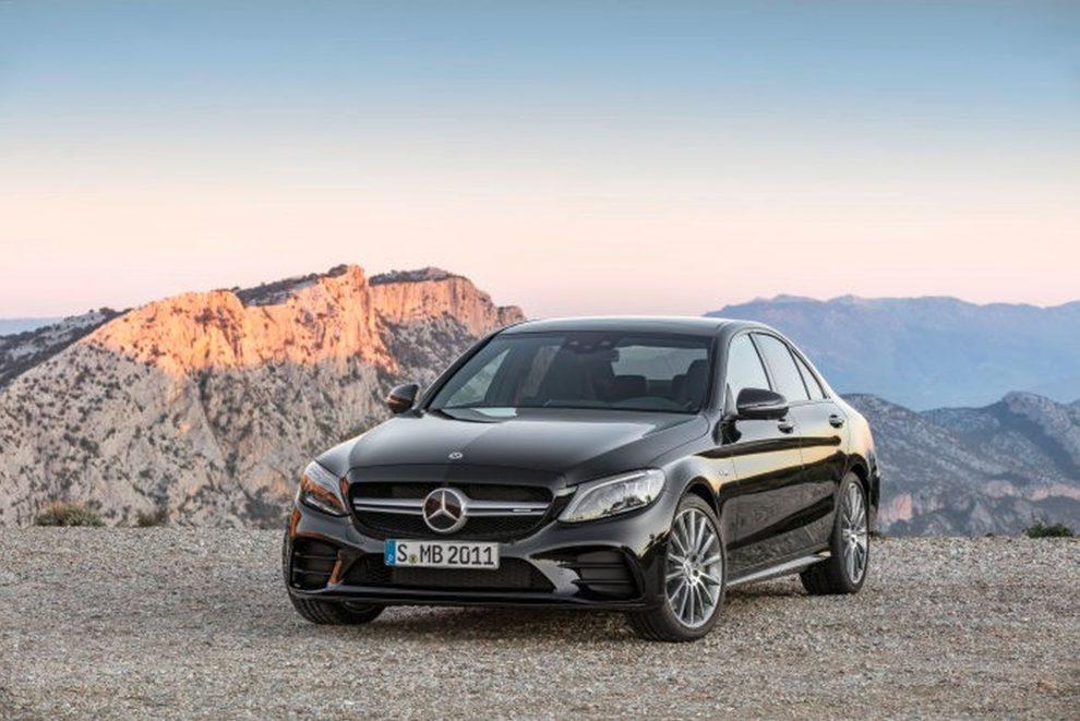 Nový model Mercedes AMG C43. Foto: Daimler