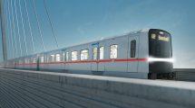 Design nových vlaků vychází z původních souprav metra ve Vídni. Foto: Siemens