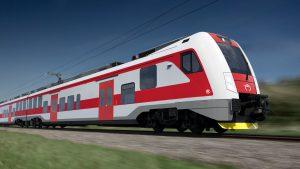 RegioPanter v barvách pro ZSSK. Foto: Škoda Transportation