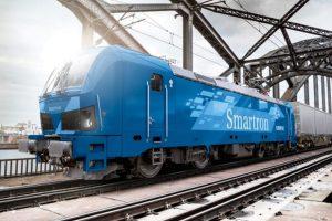 Lokomotiva Smartron. Autor: Siemens