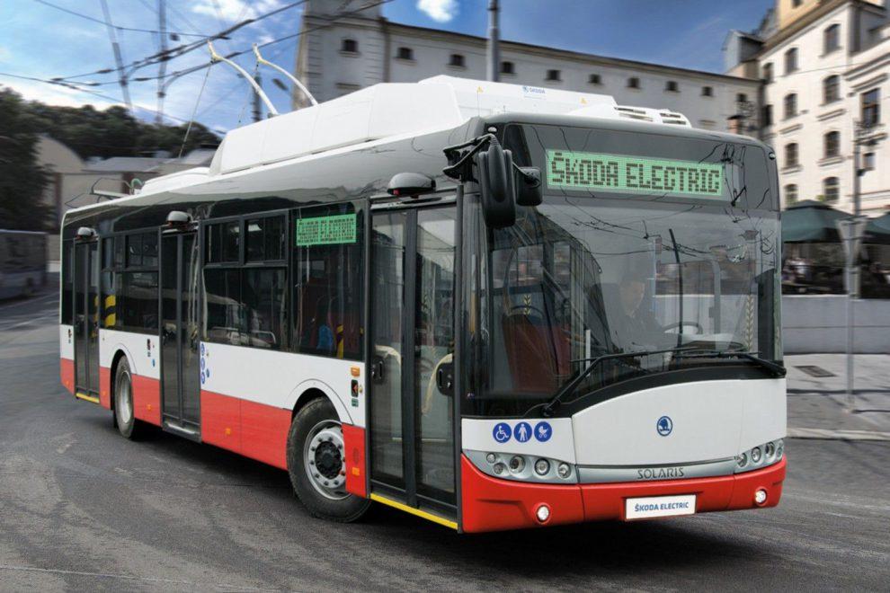 Trolejbus 26Tr pro Brno. Autor: Škoda Electric
