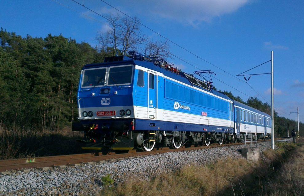 Nové lokomotivy, které hledají k pronájmu České dráhy, by měly nahradit například řadu 362. Foto: Škoda Transportation