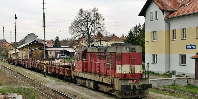 Lokomotiva řady 742. Foto: ČD Cargo
