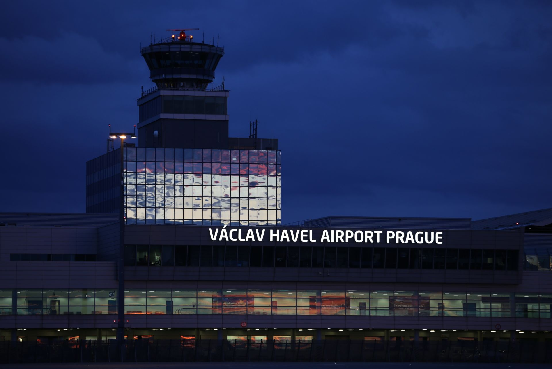 Letiště Praha. Autor: Letiště Praha