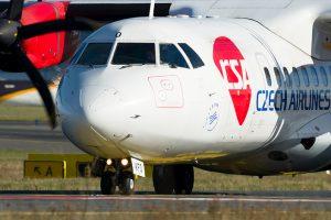 ATR 42. Foto: České aerolinie
