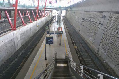 Valence, nádraží pro TGV. Foto: Jan Sůra