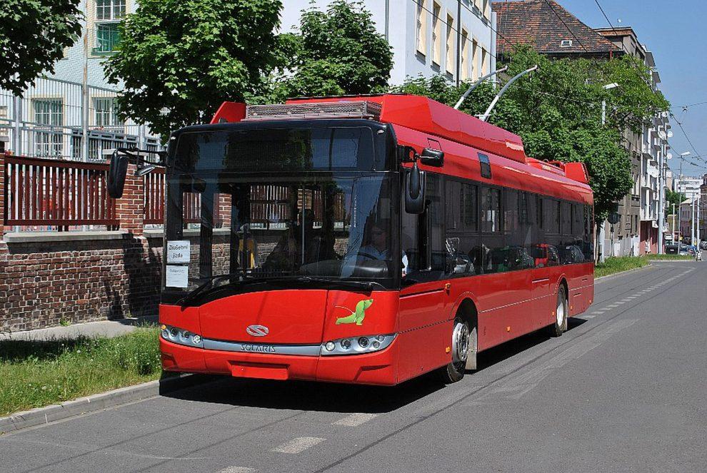 Trolejbusy pro Budapešť. Foto: Škoda Electric